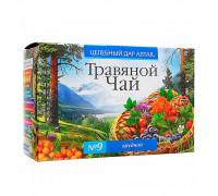 Травяной чай №9 (Грудной)
