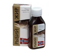Рыбий жир (Норвежский)
