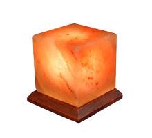 Соляная лампа «Куб»