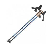 Палки для Скандинавской ходьбы «Ergoforce» (телескопические)